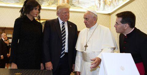 Clothing, Priesthood, Clergy, Bishop, Outerwear, Vestment, Bishop, Nuncio, Collar, Coat,