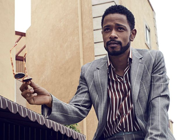 945d96db9d2 Lakeith Stanfield Shows Off the Coolest Way to Wear Pattern This Summer