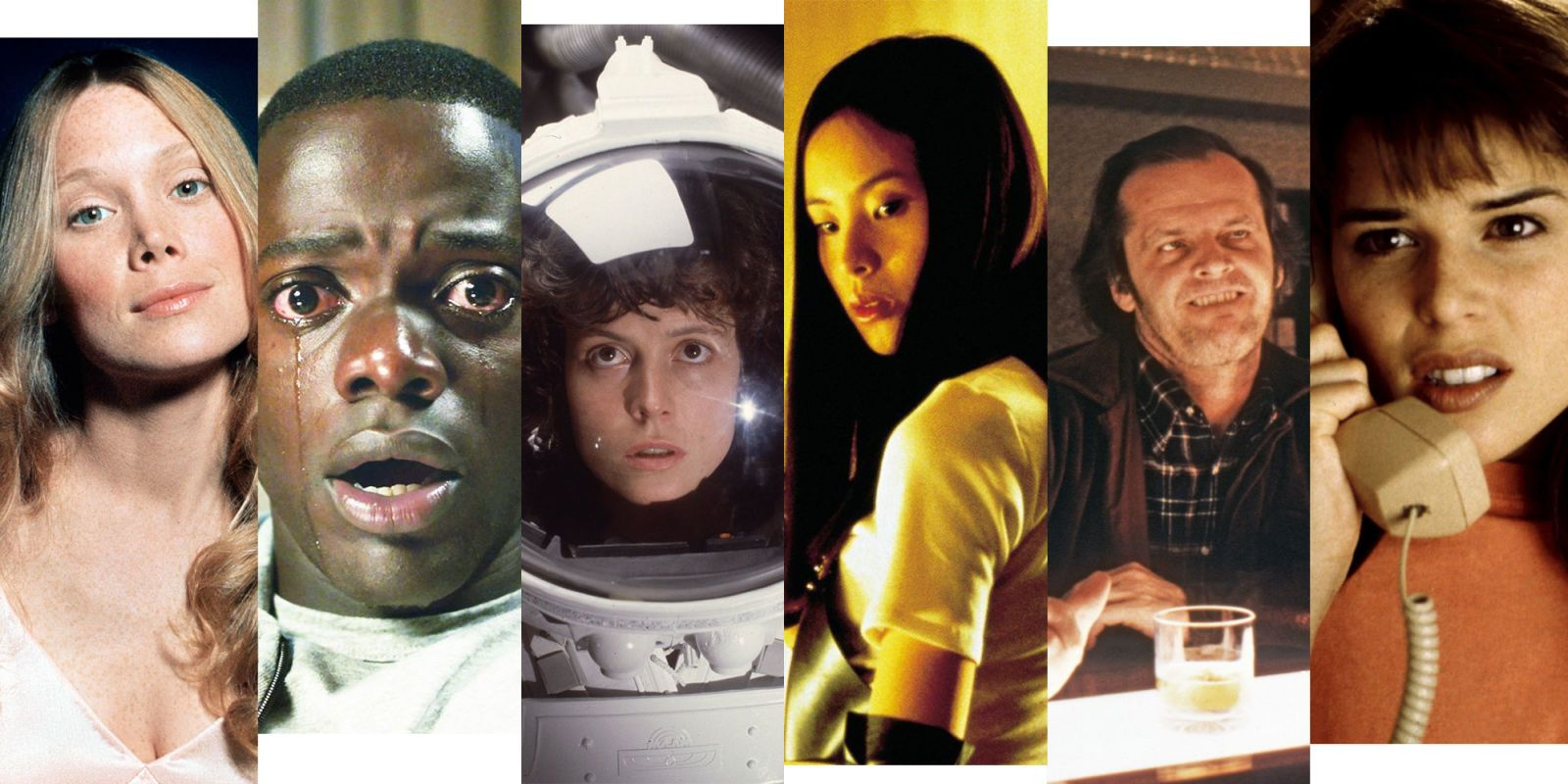 The 50 Scariest Movies of All Time
