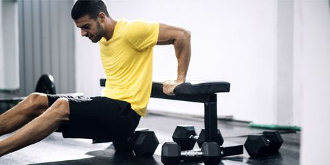 Weights, Exercise equipment, Shoulder, Arm, Dumbbell, Fitness professional, Strength training, Physical fitness, Joint, Chest,
