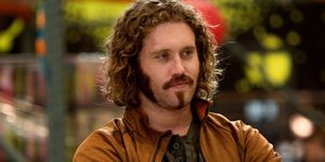 TJ Miller in Silicon Valley