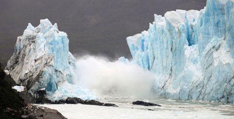 Polar ice cap, Iceberg, Glacial landform, Ice, Glacier, Glacial lake, Ice cap, Sea ice, Formation, Freezing,