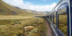 Peru train