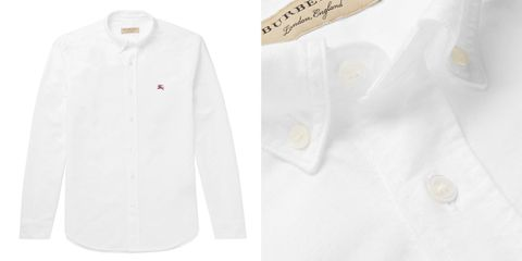 Best Oxford White Cloth Button Downs For Men Best White Shirts For