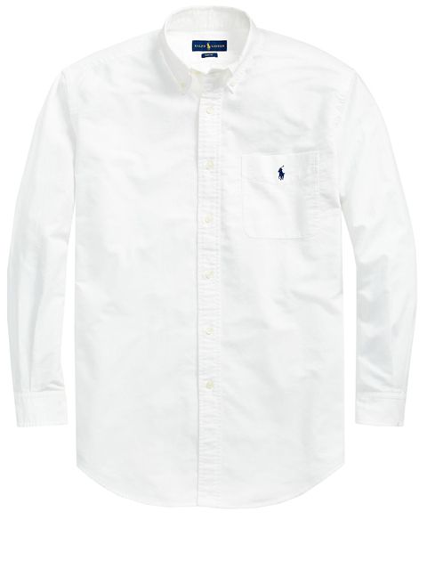"<p><strong data-verified=""redactor"" data-redactor-tag=""strong"">Easy Fit Cotton Oxford Shirt</strong></p><p><span class=""redactor-invisible-space"" data-verified=""redactor"" data-redactor-tag=""span"" data-redactor-class=""redactor-invisible-space""><span class=""redactor-invisible-space"" data-verified=""redactor"" data-redactor-tag=""span"" data-redactor-class=""redactor-invisible-space"">Ralph Lauren's oxford shirt is a no-brainer. The consistent fit and feel will last you for summers (and falls, and winters, and springs) to come. </span></span></p><p><span class=""redactor-invisible-space"" data-verified=""redactor"" data-redactor-tag=""span"" data-redactor-class=""redactor-invisible-space""><em data-redactor-tag=""em"" data-verified=""redactor"">$90, <a href=""http://www.ralphlauren.com/product/index.jsp?productId=123548126&cp=1760781.2498319&fd=White&ab=tn_men_cs_casualshirts&ff=GenericColor&fg=Color&fv=White&parentPage=family&selectedColor=White"" target=""_blank"" data-tracking-id=""recirc-text-link"">ralphlauren.com</a> </em></span></p>"