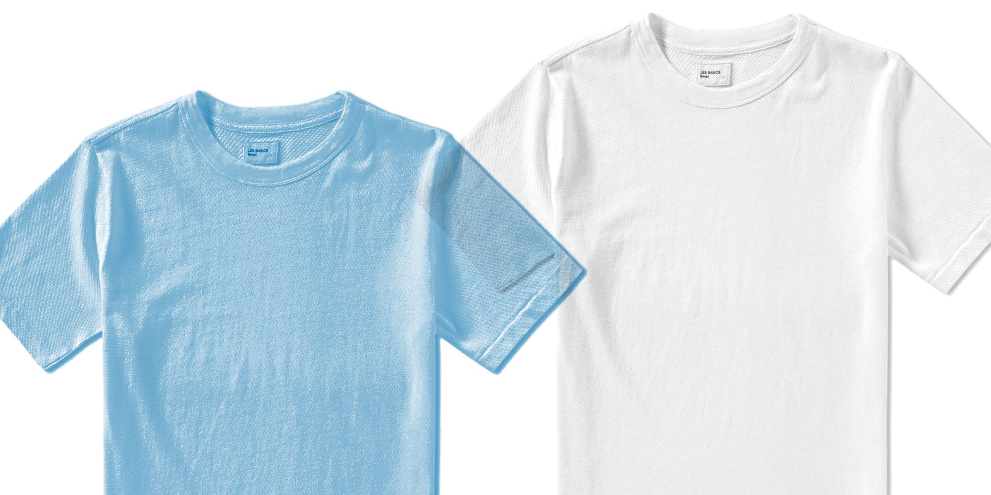 How To Keep Your White T Shirts Fresh This Summer