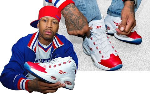 The Rise and Fall of the High-Top Sneaker 421087656
