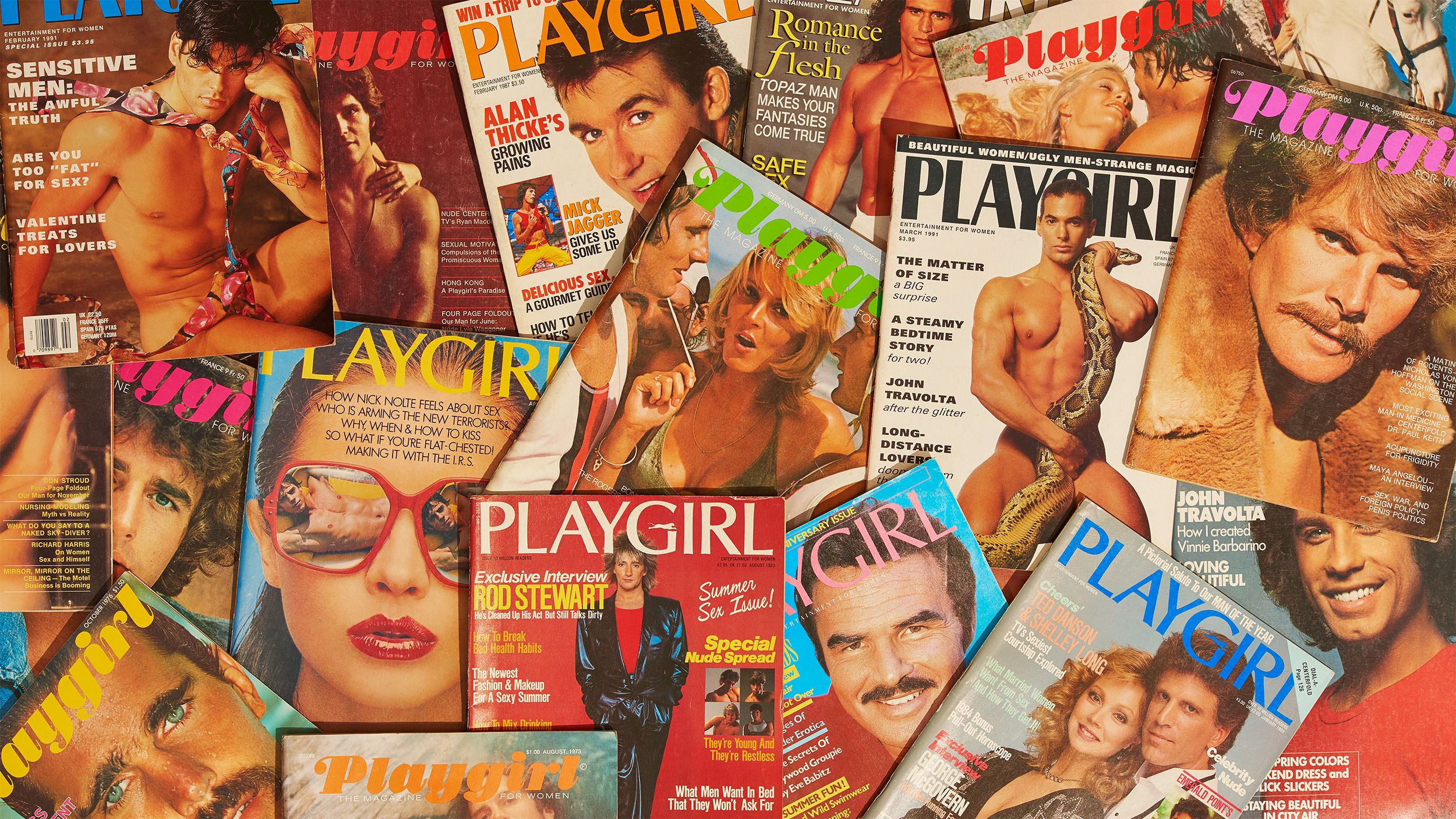 History Of Playgirl Magazine How Playgirl Normalized Male Nudity