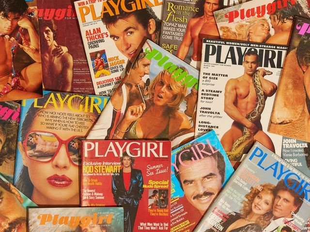Sex Women Magazines