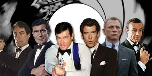 James Bond actors ranked