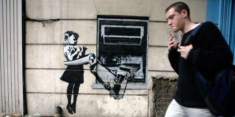 What Is Banksy's Real Name - Did Goldie Just Reveal Banksy ...