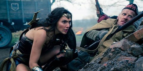Wonder Woman's Gal Gadot Responds to the Henry Cavill Pay Gap Controversy