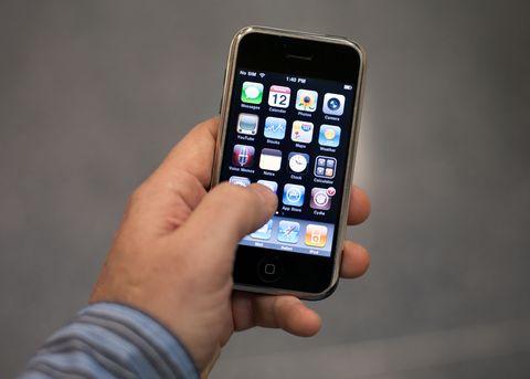 I Still Love My Original, Working iPhone
