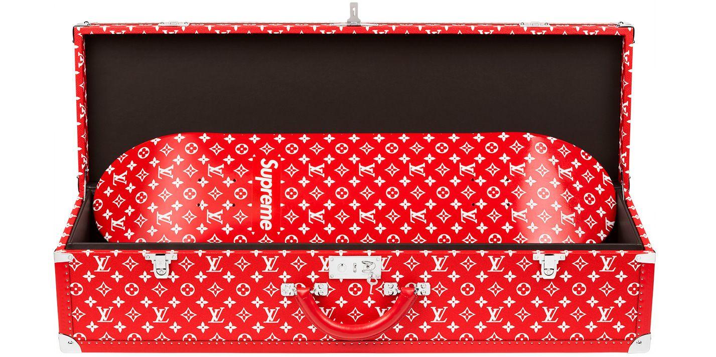 db191f080a2 Louis Vuitton x Supreme Collection Live Online - Shop Louis Vuitton ...