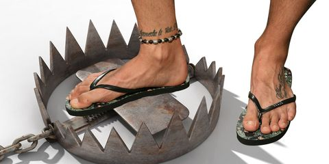 1dc74fc25 Why Flip Flops Are The Worst Shoes - Why Men Shouldn t Wear Flip Flops
