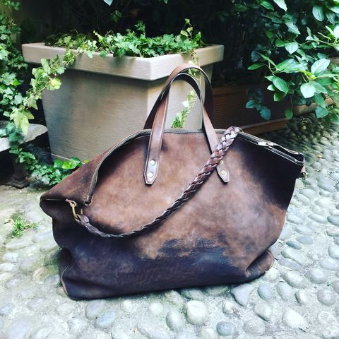 Bag, Handbag, Leather, Shoulder bag, Fashion accessory, Brown, Hobo bag, Luggage and bags, Beige, Satchel,