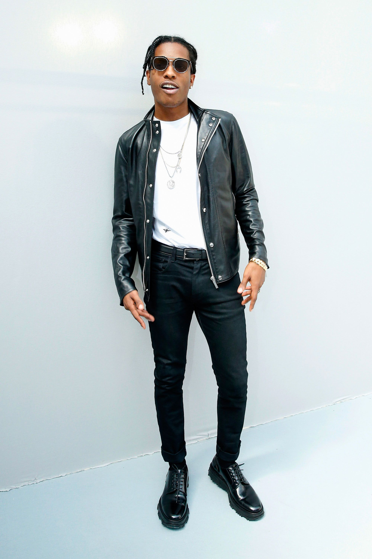 9b6e17413fe71a The Evolution of A AP Rocky s One-of-a-Kind Style