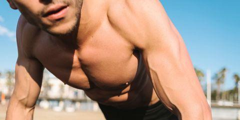 Muscle, Barechested, Chest, Arm, Abdomen, Bodybuilder, Bodybuilding, Shoulder, Neck, Chin,