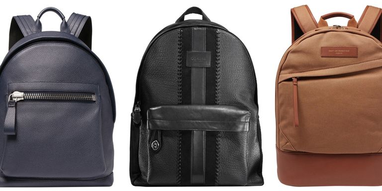 10 Grown-Up Backpacks That Won't Make You Look Like a Kid