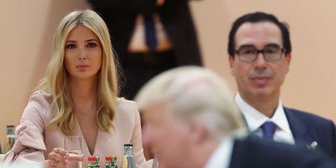 Ivanka Trump at the G20 Summit