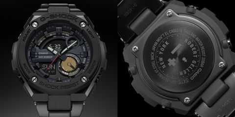 99488abf416 Robert Geller and G-Shock Just Dropped a Watch Inspired by Tokyo at ...