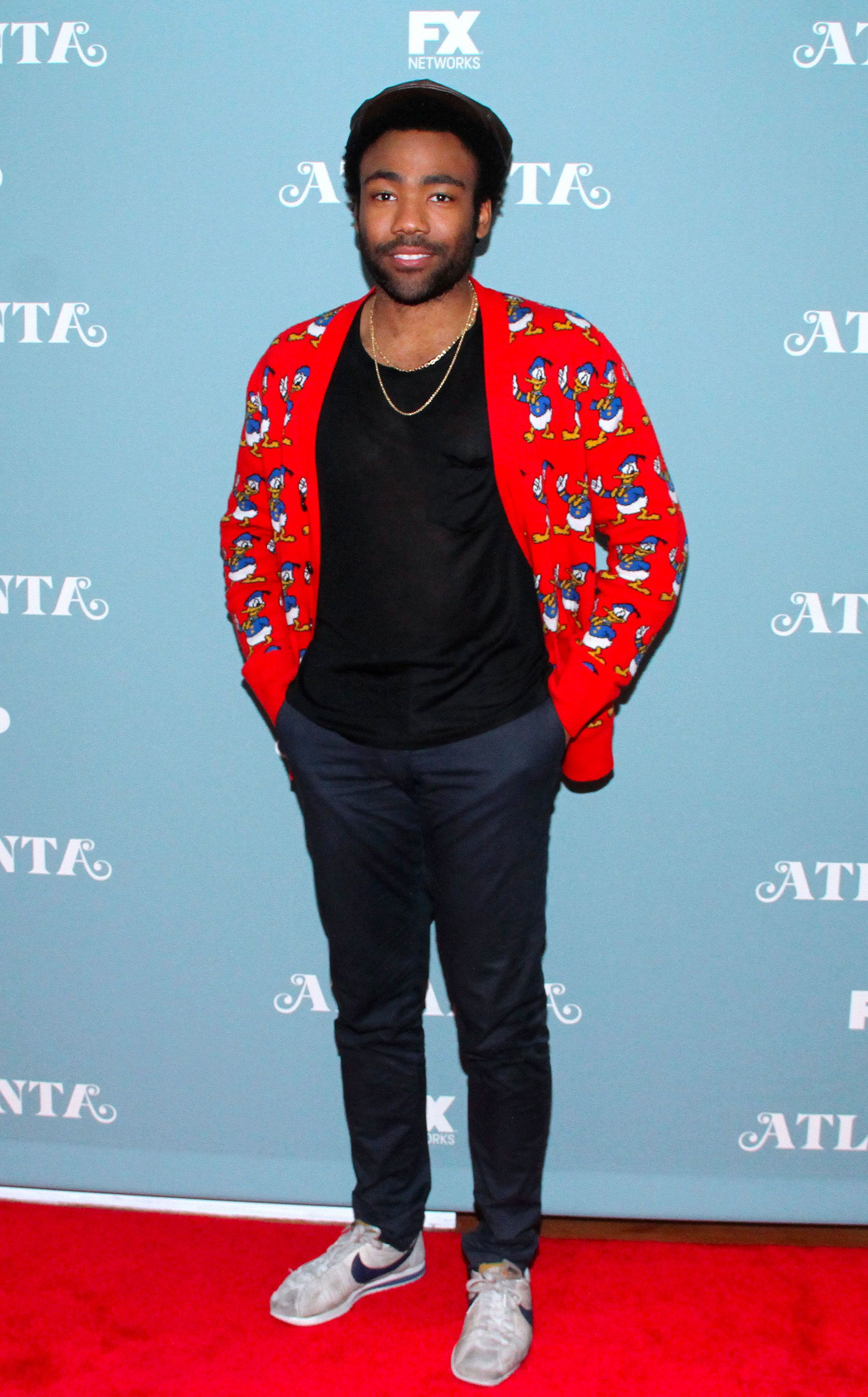 Donald Glover Style - Donald Glover Best Fashion Outfits