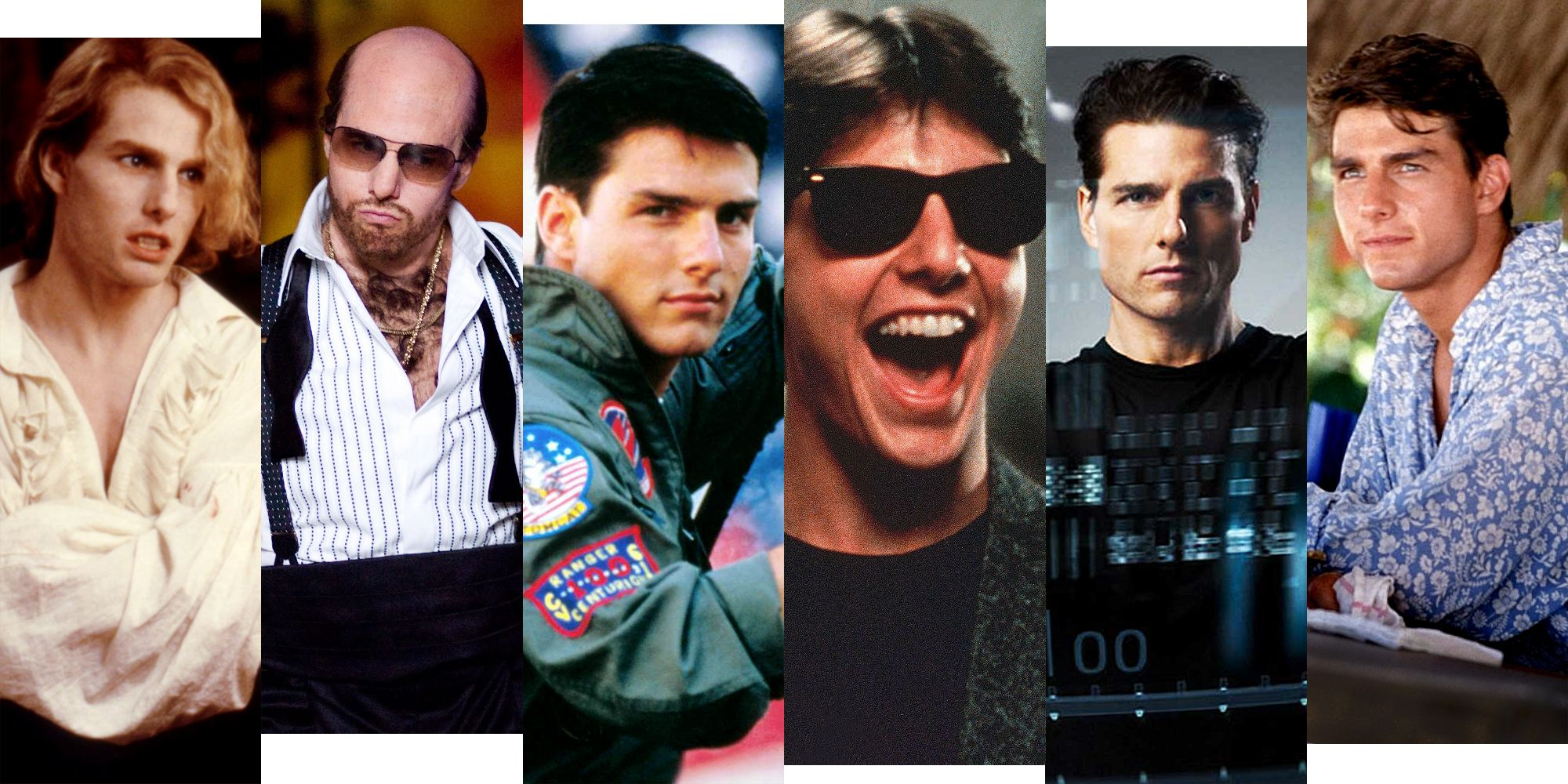 All Tom Cruise Movies Ranked From Top Gun to Mission Impossible