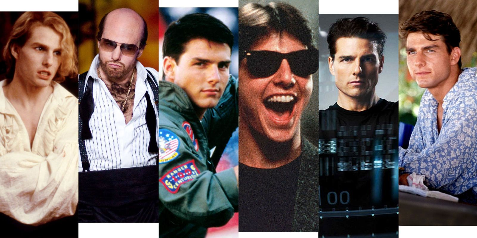 Every Tom Cruise Movie, Ranked From Worst to Best