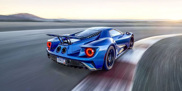What Its Like To Drive The New 2017 Ford GT