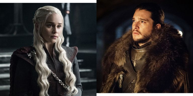 Jon and daenerys hook up