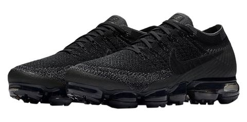 2b3e0a726ee This restock of the all black Air VaporMaxes from Nike is an absolute must  for anyone trying to get on the VaporMax wave. The shoe itself is as  futuristic ...
