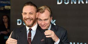 Tom Hardy Christopher Nolan