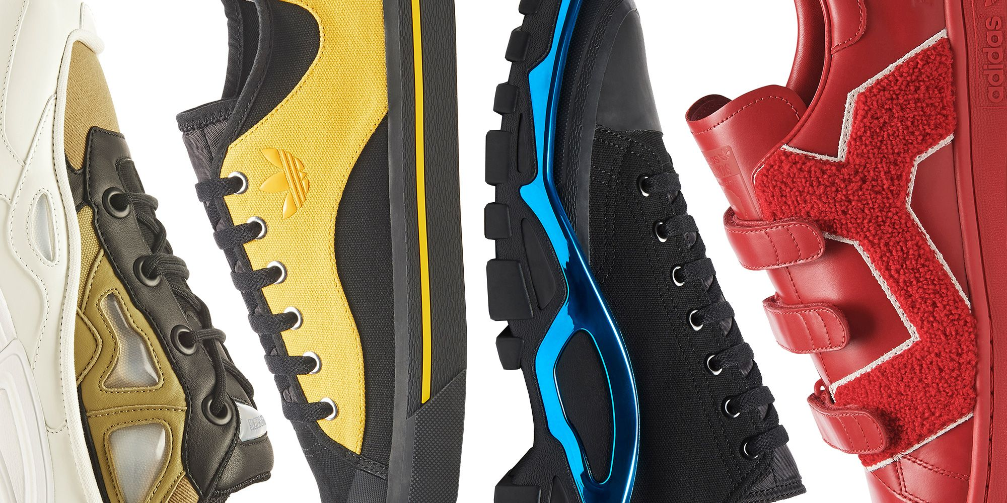 dbc64d9d9b1ea Raf Simons Adidas Sneakers Are Everything - Raf Simons Launches New Adidas