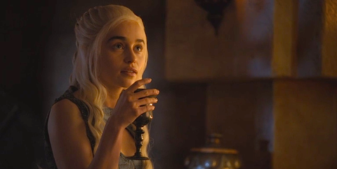 The Game Of Thrones Nude Scene Emilia Clarke Had Been Waiting For