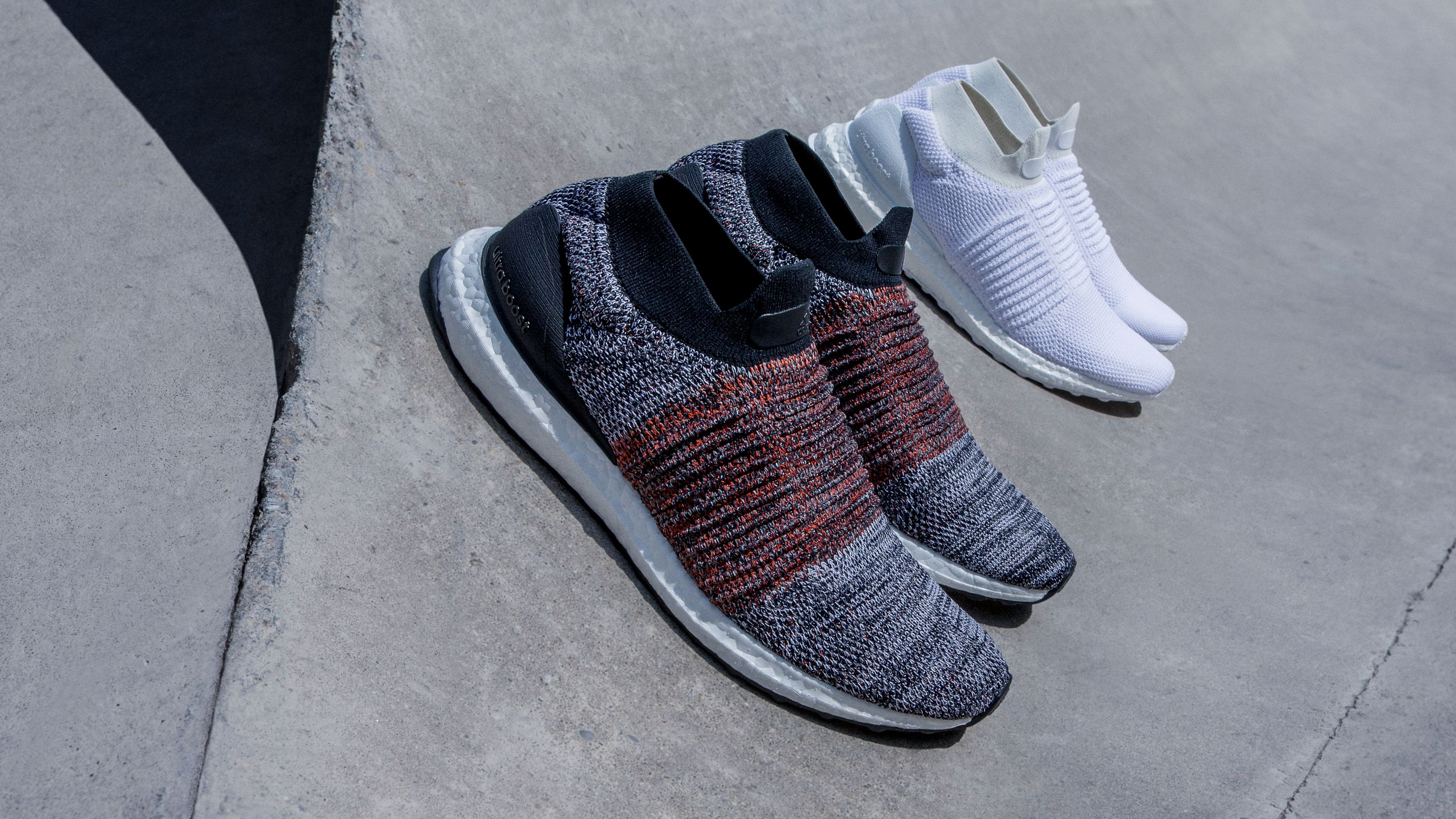 c64a127a4 Adidas Launches Laceless UltraBoost - We Needed This Laceless Ultraboost