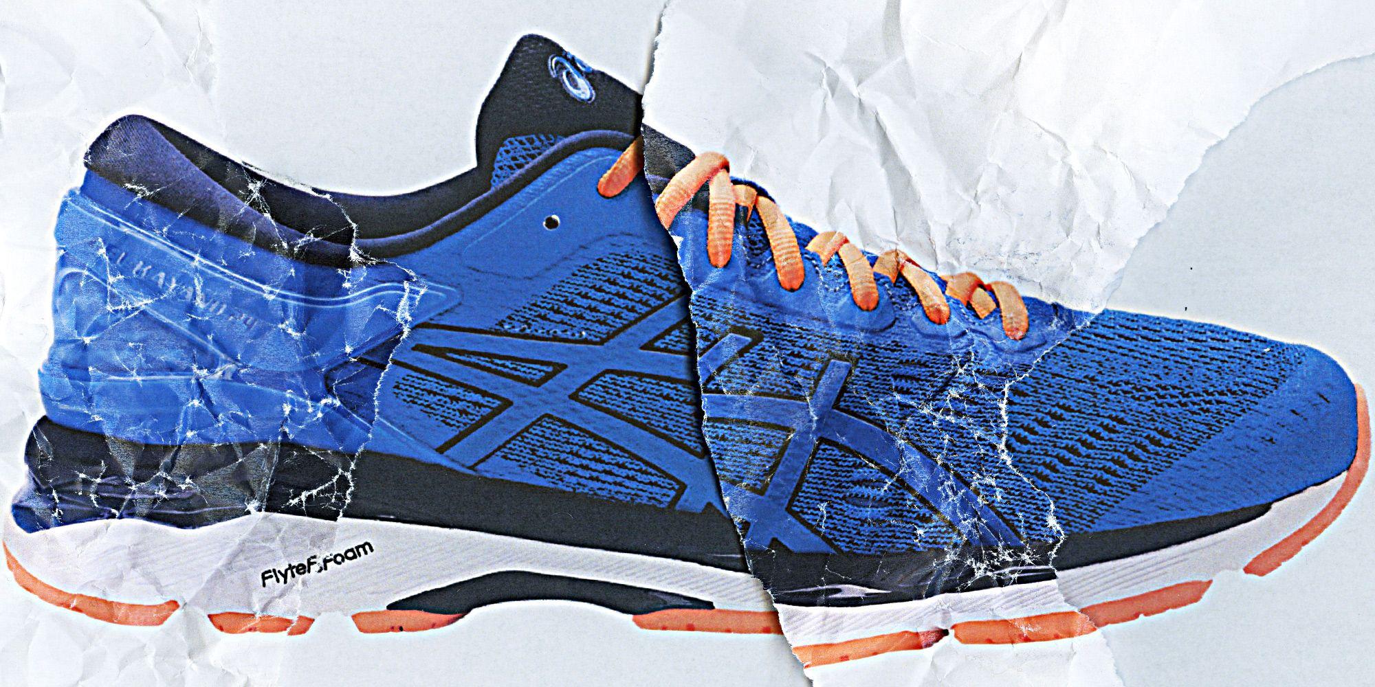 ¿Cada cuánto tiempo se deben cambiar las zapatillas de deporte?