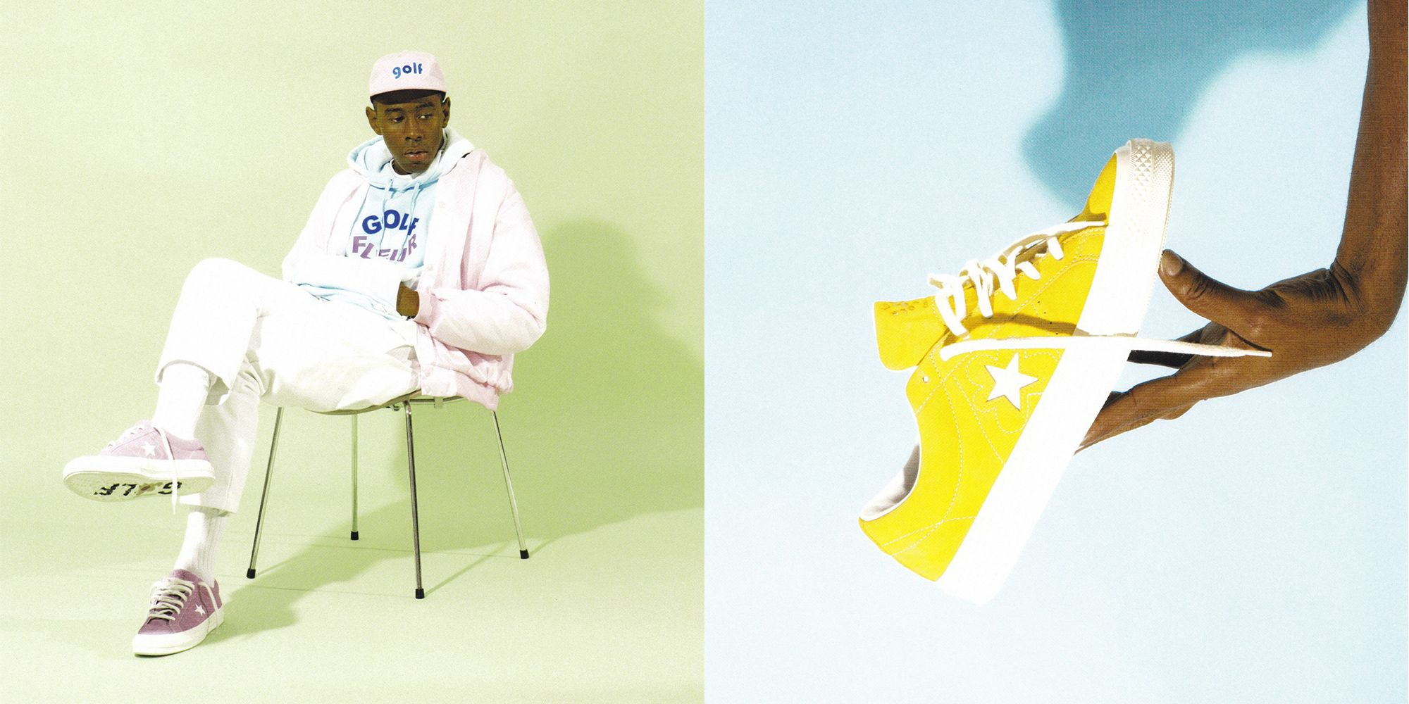 7cc87d172860 Tyler the Creator Launched Converse One Stars - Tyler the Creator Just Made  Your New Sneakers