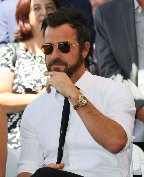 Justin theroux 39 s watch the actor wears a 1971 rolex for Actor watches