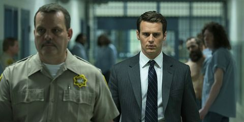 New Mindhunter Trailer - David Fincher's New Crime Drama Attempts to