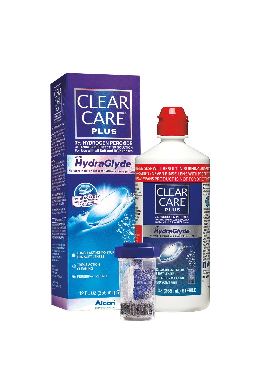 Alcon Clear Care Plus