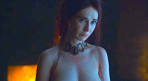 Melisandre Actress Explains What Her Mysterious Necklace