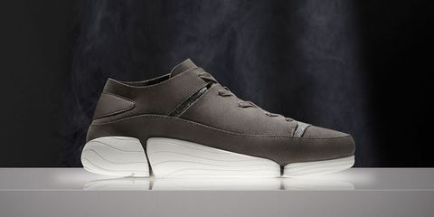 This New Clarks Originals Shoe Is the Good Kind of Weird