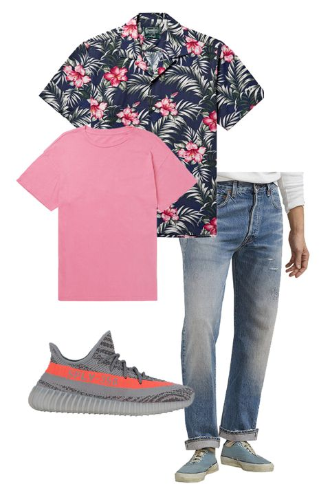 dc72fdf6247c5 How to Wear Yeezy Shoes - 4 Outfits to Wear With Your Adidas Yeezys