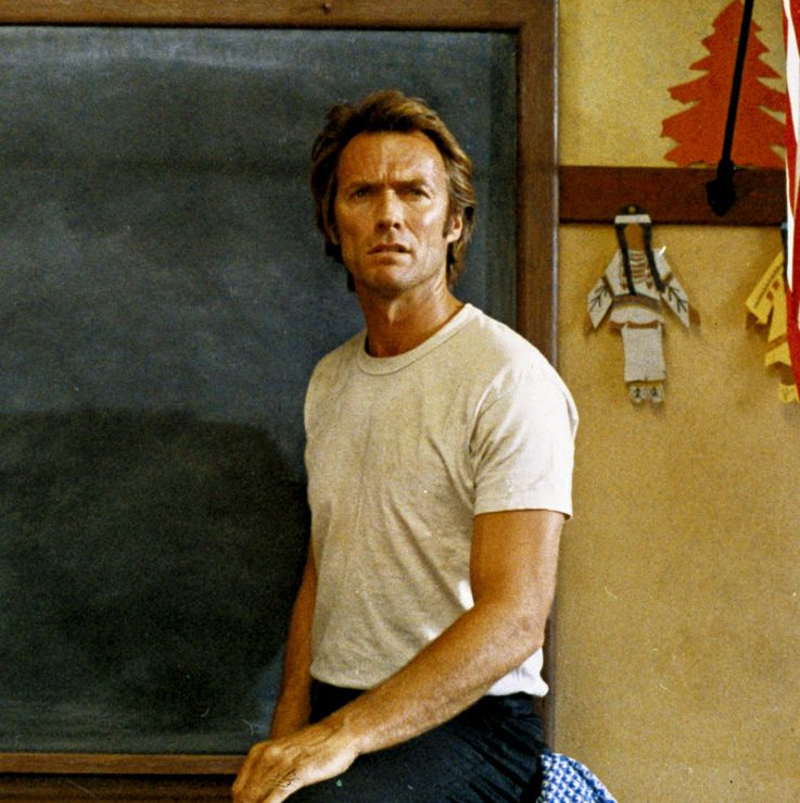 Thunderbolt and Lightfoot Clint Eastwood plays a semi-reformed bank robber who hides out in the American West as a small-town preacher. When his identity is discovered as the bank-robbing Thunderbolt, he teams up with a young man named Lightfoot (Jeff Bridges) and his old gang to pull off one last great heist.