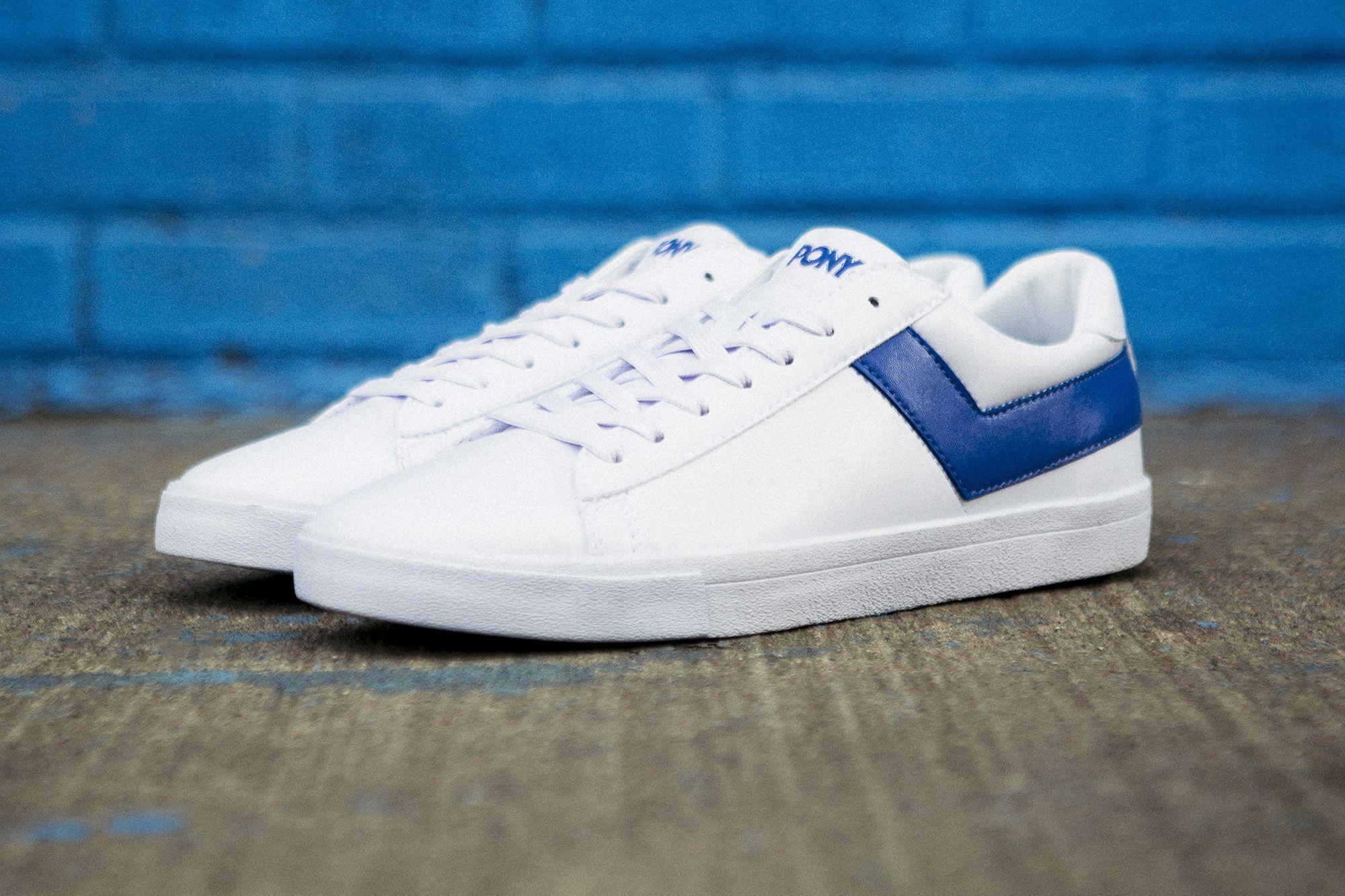 Joey BadAss Models PONY's New Sneakers