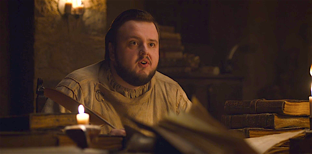 The Mind-Bending Game of Thrones Theory About Sam Tarly