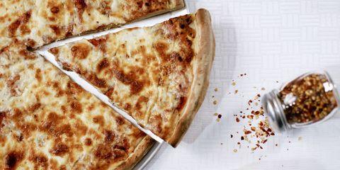 Dish, Food, Cuisine, Ingredient, Pizza cheese, Baked goods, Pizza, Dessert, Flatbread, Khachapuri,