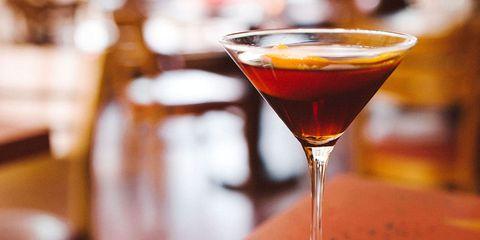 Manhattan Drink Recipe How To Make A Manhattan
