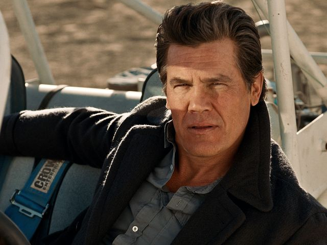Josh Brolin Talks No Country for Old Men, Only the Brave in