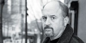 Louis CK in Louie